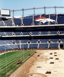 Denver Broncos Stadium Uses ZeoPro